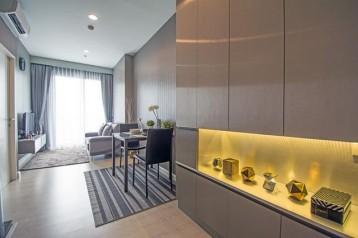 ให้เช่าคอนโด 1ห้องนอน 35ตารางเมตร ที่ The Niche Pride ทองหล่อ-เพชรบุรี ชั้นสูง ห้องสวยมาก